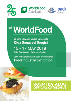 INTERFOOD 2019 Official Catalogue